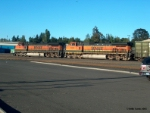 BNSF 962 & BNSF 1062